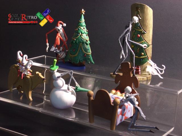 Nightmare Before Christmas Gashapong 3 1