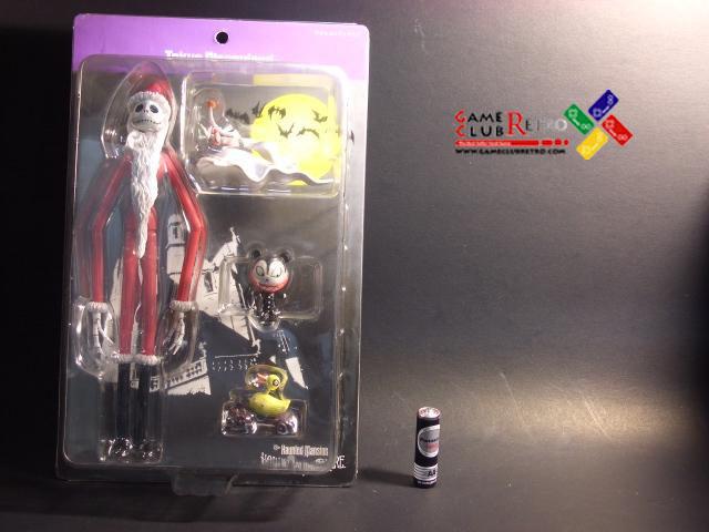 Santa Jack Zero Ghost Doll  Duck Set