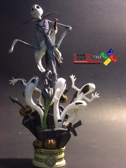 Kingdom Hearts Formation Arts Complete I Jack Skellington