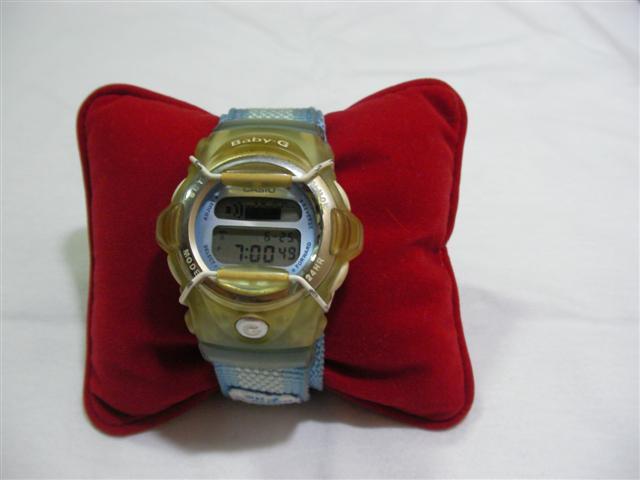 Baby-G  นาฬิกาผู้ชาย-ผู้หญิง   สินค้ามือ 2
