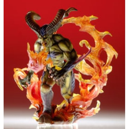 Final Fantasy Master Creatures  Ifrit from Final Fantasy VII