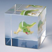 Dragon Quest Crystal Monsters Cube Type 4 Dragon