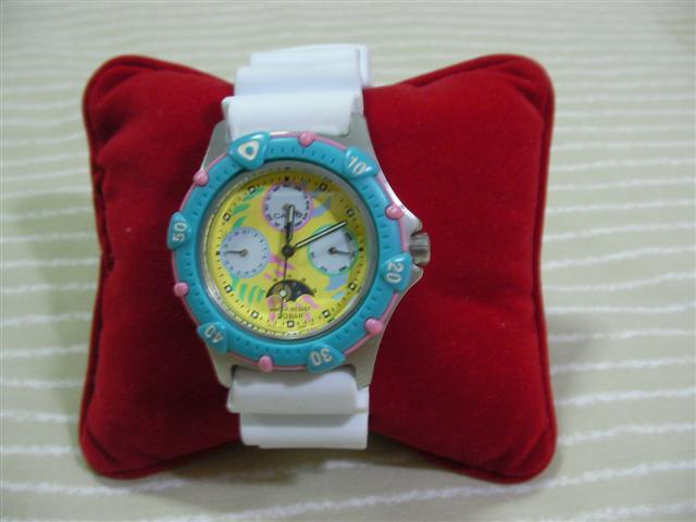CASIO นาฬิกาแฟชั่น สินค้ามือ 2 (สายไม่แท้)