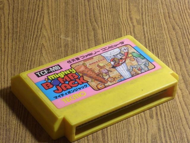 Famicom Mighty Bomjack