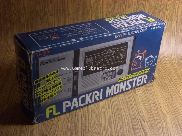 เกมกด game & Watch Bandai Fl Packri Monster