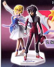Gundam Seed Destiny EF Collection 2 Shinn Asuka -Stellar Loussier