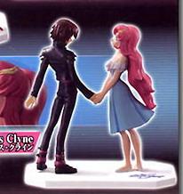 Gundam Seed Destiny EF Collection 2 Kira Yamato-Lacus Clyne