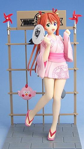Sunday Magazine 50th Anniversary EX Figure Kagurazaka Asuna 1