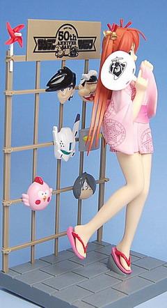 Sunday Magazine 50th Anniversary EX Figure Kagurazaka Asuna 3