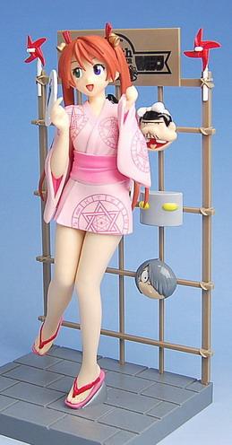 Sunday Magazine 50th Anniversary EX Figure Kagurazaka Asuna 2