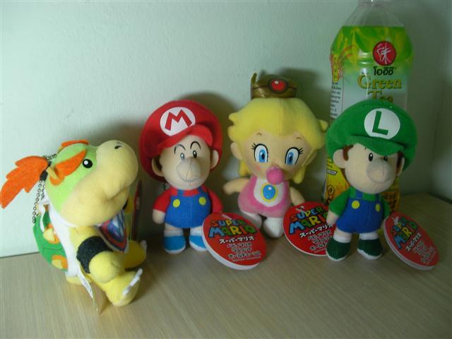 Mario Set 4