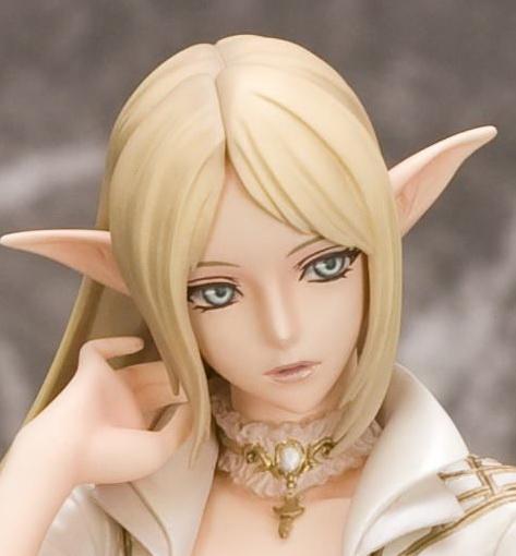 Lineage II White Elf