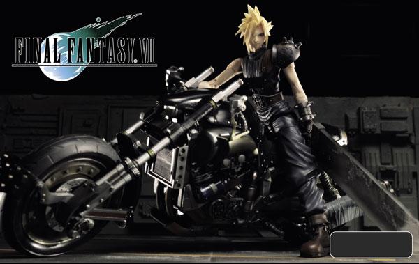 Final Fantasy VII Play Arts Cloud Strife