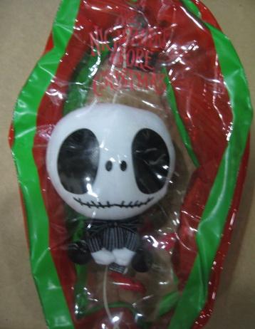 Nightmare Before Xmas Jack Doll Balloon (Black)