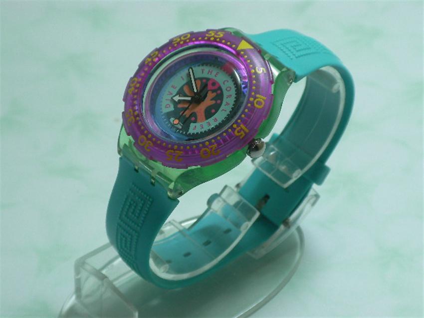 SWATCH  นาฬิกาแฟชั่น สินค้ามือ 2