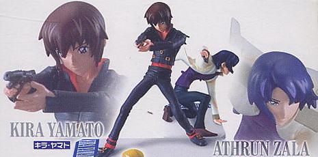 Gundam Seed Destiny EF Collection 5 Kira-Athrun
