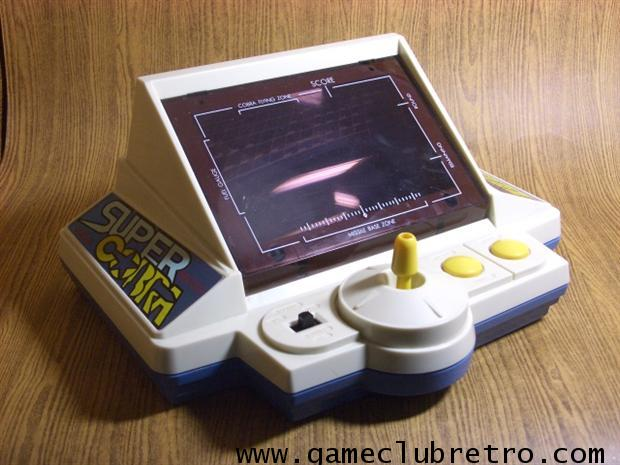 Game Watch LSI Game Space Cobra 1