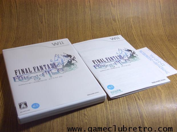 Final Fantasy Echoes OF Time  ไฟนอลแฟนตาซี แอคโค ออฟ ไทม์