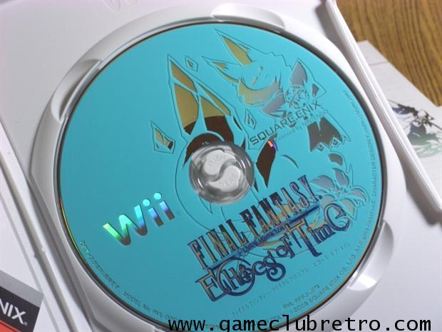 Final Fantasy Echoes OF Time  ไฟนอลแฟนตาซี แอคโค ออฟ ไทม์ 1