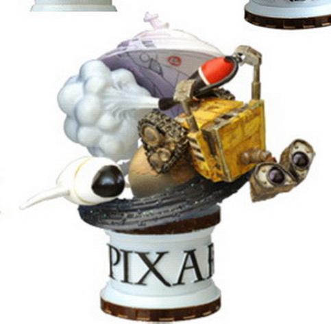 Disney Pixar Formation Arts II  Wall E