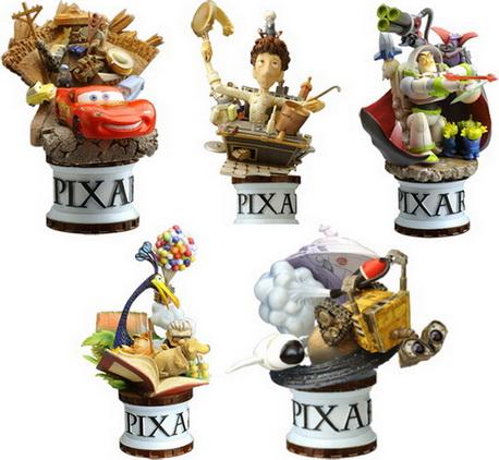 Disney Pixar Formation Arts II  Wall E 1