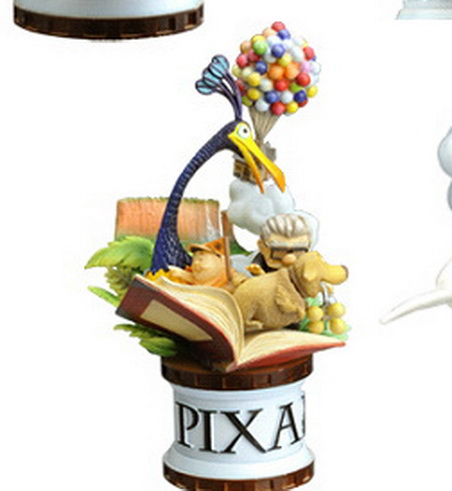 Disney Pixar Formation Arts II -UP