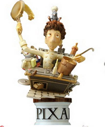 Disney Pixar Formation Arts II - Ratatouille