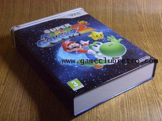 Super Mario Galaxy 2 Tinbox กล่องอย่างเดียวไม่มีเกม