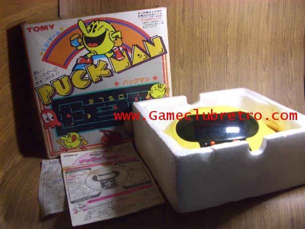 Game Watch LSI Puckman  เกมกด แพคแมน