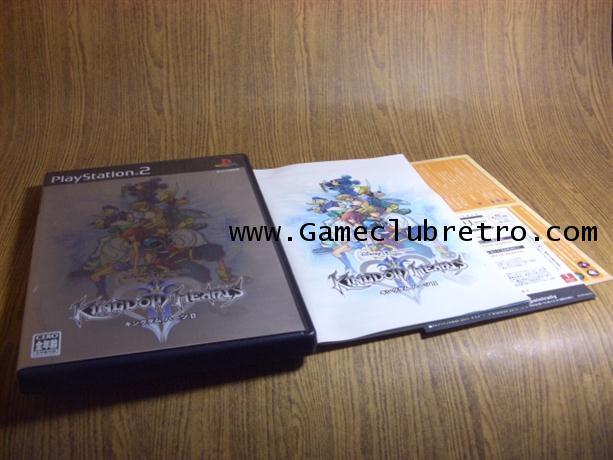 Kingdom Hearts 2 คิงด้อมฮาร์ด2