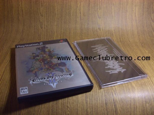 Kingdom Hearts 2 + calender 2006 คิงด้อมฮาร์ด2 + ปฏิทิน 2006
