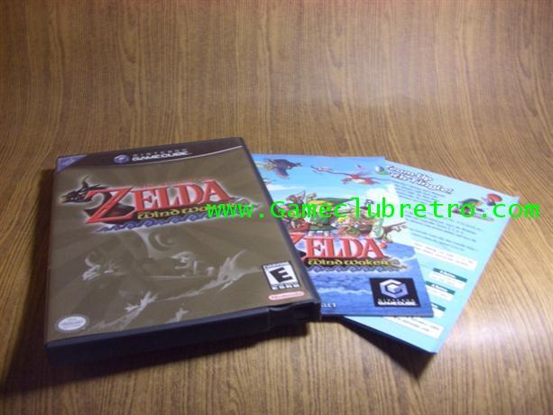 The Legend OF Zelda Wind Waker   เซลด้า