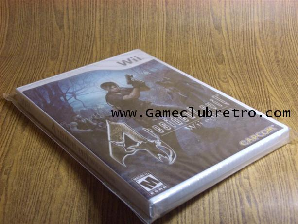 Resident Evil Wii Edition 4