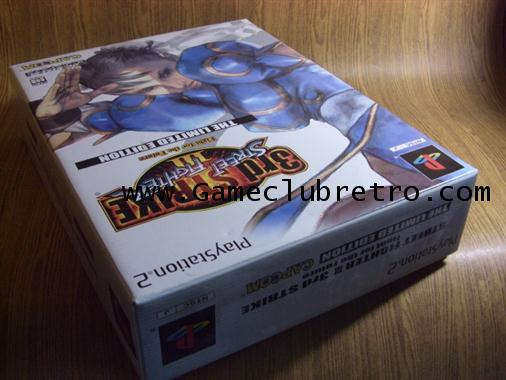 Street Fighter 3 rd Strike  The Limited Edition
