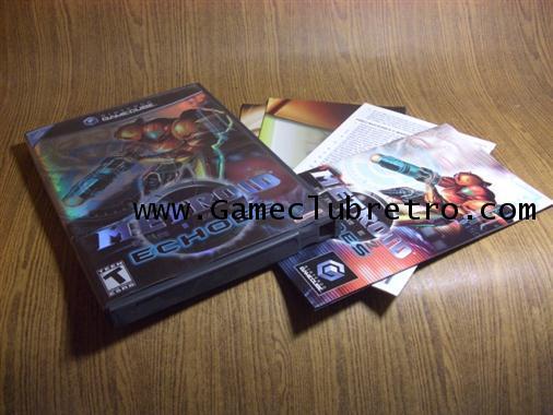 Metroid Prime 2 Echoes เมทรอย พราม เอคโค่ล