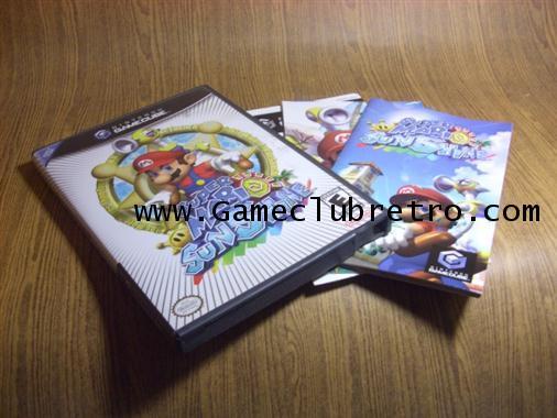 Super Mario SunShine  ซูปเปอร์ มาริโอ้ ซันไชน์