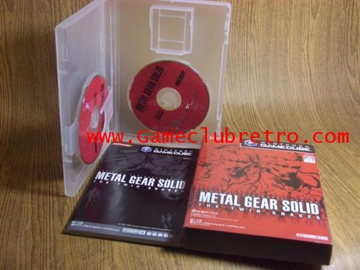 Metal Gear Solid  The Twin Snakes  เมทัล เกียร์ โซริด เดอะ ทวิน สเนก