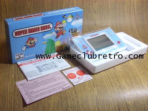 เกมกด Game Watch Super Mario Bros  เกมกด มาริโอ้ บอส