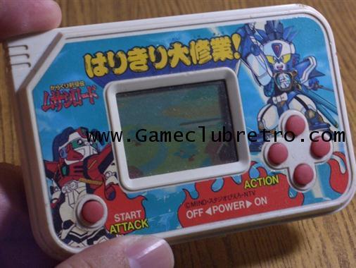 Game watch musashi  เกมกด มุซาชิ