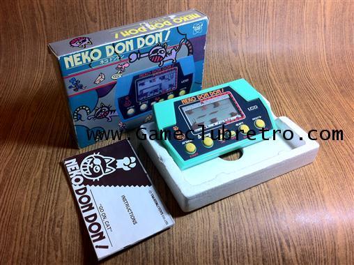LSI Game Neko DOn DOn ! เกมกด เนโกะ ดอนดอน