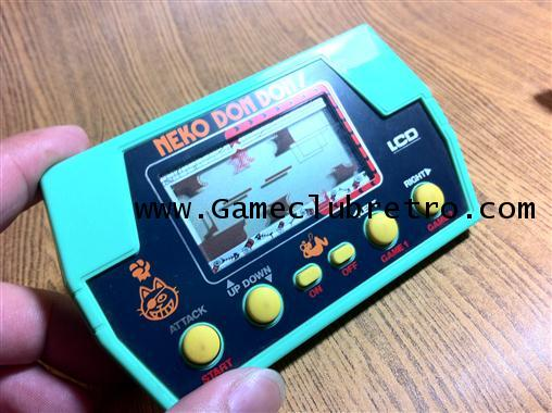 LSI Game Neko DOn DOn ! เกมกด เนโกะ ดอนดอน 3