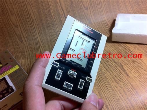 Epoch  Pocket Digit com Pak Pak Man  เกมกด แพ็ค แพ็ค แมน 3