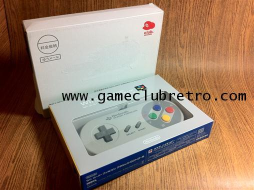 Super Famicom controller For Wii จอย super famicom ใช่เล่นบนเครื่องwii