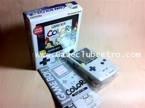 Gameboy Color Pokemon Silver Limited เกมบอย พ๊อกเก็ต โปเกม่อน  ลิมิเต็ท