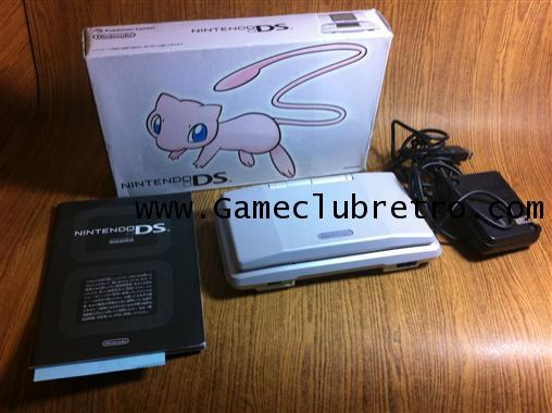 Nintendo DS MEW  นินเทน(โด ดีเอส มิว