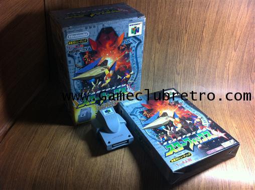 Star Fox 64 สตาร์ฟ๊อก 64