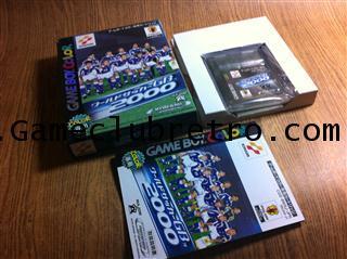 World Soccer GB 2000