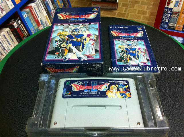 Dragon Quest 1 . 2 ดราก้อน เควส 1 2