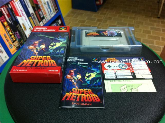 Super Metroid ซุปเปอร์ เมทรอย