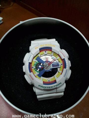 G-Shock GA 110 Dee  Ricky White  Limited  คาสิโอ้ จีเอ 110 ดี แอนด์ ริกกี้ สีขาว 1